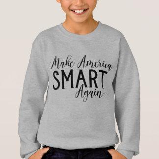 Agasalho Faça a resistência do Anti-Trunfo de América Smart