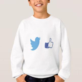 Agasalho Facebook Twitter