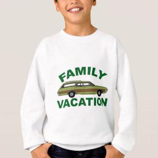 Agasalho férias em família 80s