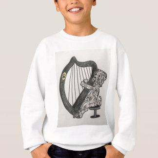 Agasalho Filhote de cachorro da harpa