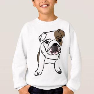 Agasalho Filhote de cachorro inglês personalizado do