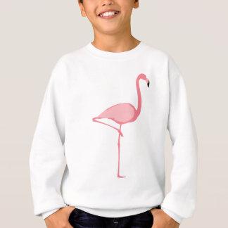 Agasalho Flamingo cor-de-rosa