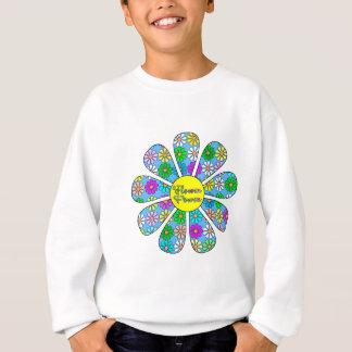 Agasalho Flower power feliz