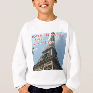 Agasalho Francês do verão 2016 de Paris France da torre