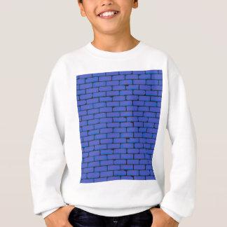 Agasalho Fundo azul largo da parede