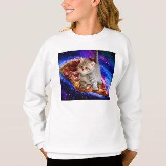 Agasalho gato da pizza - gatos bonitos - gatinho - gatinhos