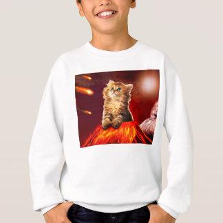 Agasalho gato do vulcão, gato vulcan,