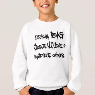 Agasalho Grandes ideais criam-se inspiram outro pretos