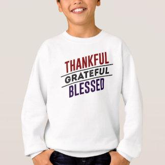 Agasalho Grato grato abençoado
