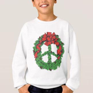 Agasalho Grinalda da paz do feriado