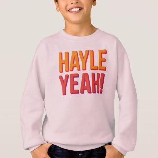 Agasalho Hayle yeah!