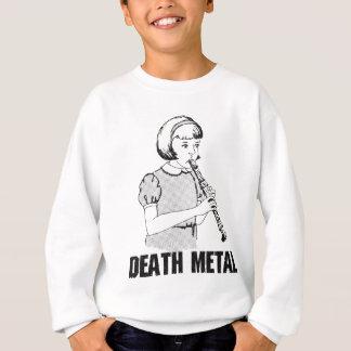 Agasalho Humor engraçado do metal pesado do gênero da