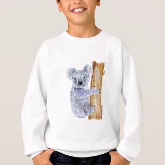 Agasalho Ilustração do koala da aguarela
