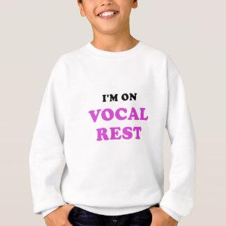 Agasalho Im no resto vocal
