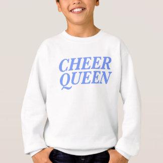 Agasalho Impressão da rainha do elogio
