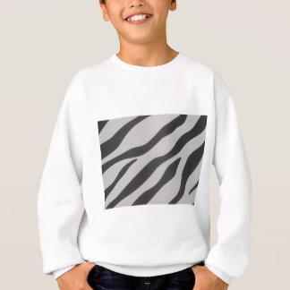 Agasalho Impressão da zebra