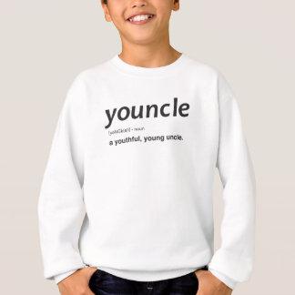 Agasalho Impressão engraçado da definição de Youncle