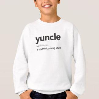 Agasalho Impressão engraçado da definição de Yuncle