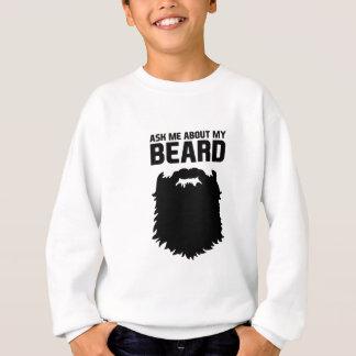 Agasalho Inquira sobre minha barba