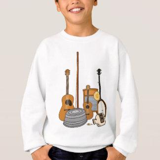 Agasalho Instrumentos da banda de jarro