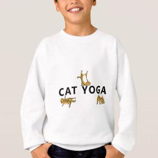 Agasalho ioga do gato