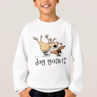 Agasalho Jogo dos cães e patinagem no gelo - t-shirt