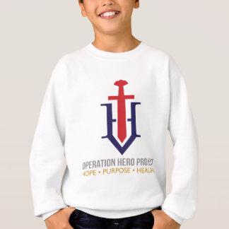 Agasalho Juventude da camisola do projeto do herói da