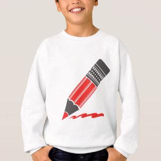 Agasalho lápis vermelho