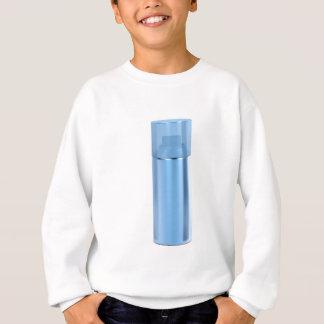 Agasalho Lata de pulverizador azul do aerossol