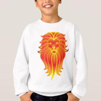 Agasalho Leão customizável do zodíaco de Leo do fogo