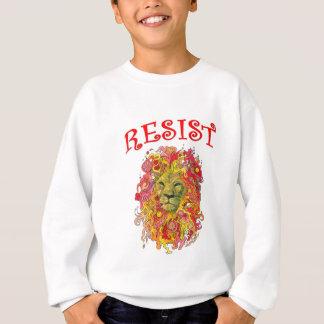 Agasalho Leão da resistência