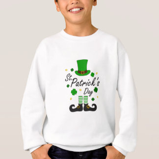 Agasalho Leprechaun de Patricks da rua