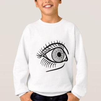 Agasalho Linha arte do olho
