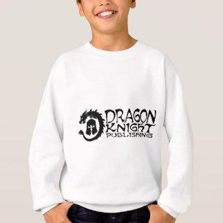 Agasalho Logotipo de publicação do Dragão-Cavaleiro