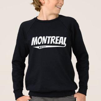 Agasalho Logotipo retro de Montreal