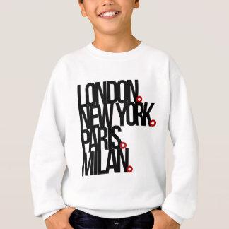 Agasalho Londres New York Paris Milão