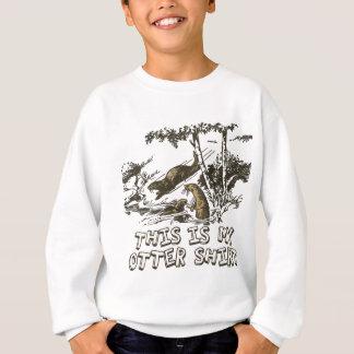 Agasalho Lontra de mar engraçada