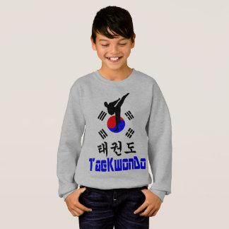 Agasalho ❤☯✔Love Arte-TaeKwonDo marcial coreano Crewneck