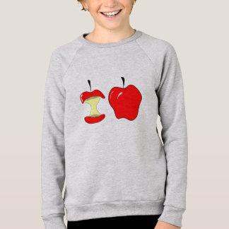Agasalho maçãs saborosos