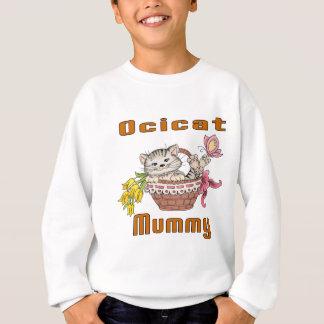 Agasalho Mamã do gato de Ocicat