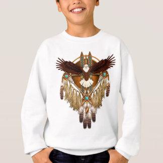 Agasalho Mandala da águia americana - revisada