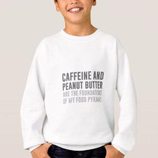 Agasalho Manteiga da cafeína & de amendoim