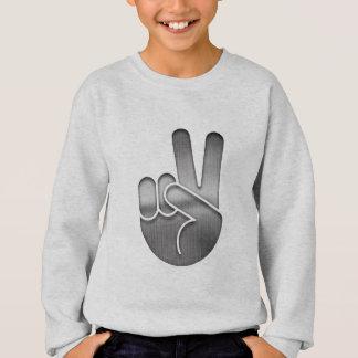 Agasalho Mão da paz do cromo