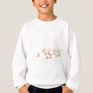 Agasalho Marshmallows dos doces