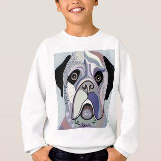Agasalho Mastiff em cores da sarja de Nimes