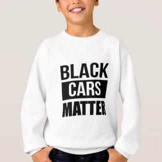 Agasalho Matéria preta dos carros - humor engraçado da