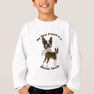 Agasalho Melhor amigo Boston Terrier