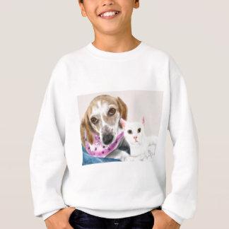 Agasalho Melhores amigos do cão e gato
