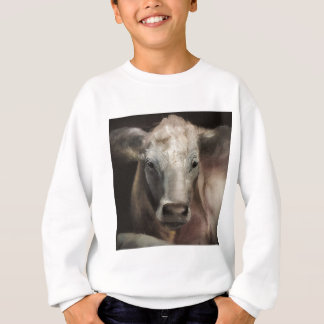 Agasalho Mercadoria da vaca do charolês