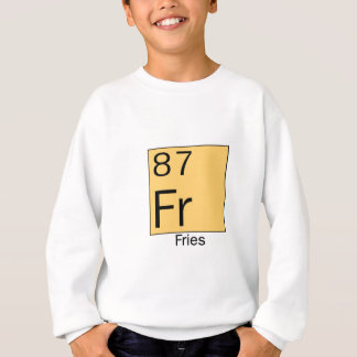 Agasalho Mesa periódica dos elementos: Batatas fritas